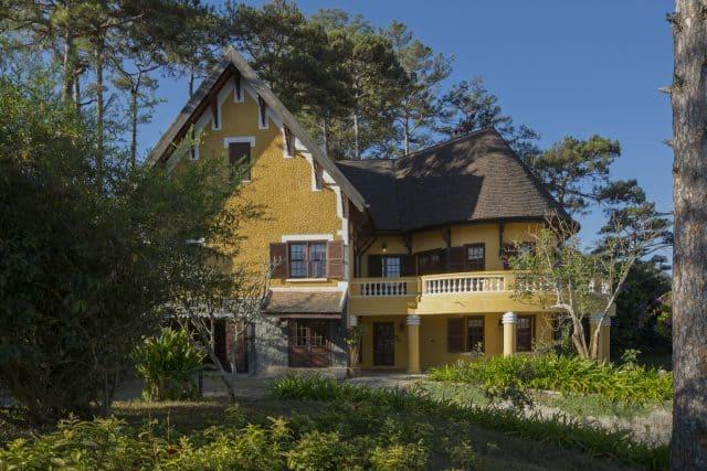 Ana Mandara Villas Đà Lạt sở hữu những căn biệt thự độc đáo (Ảnh ST)