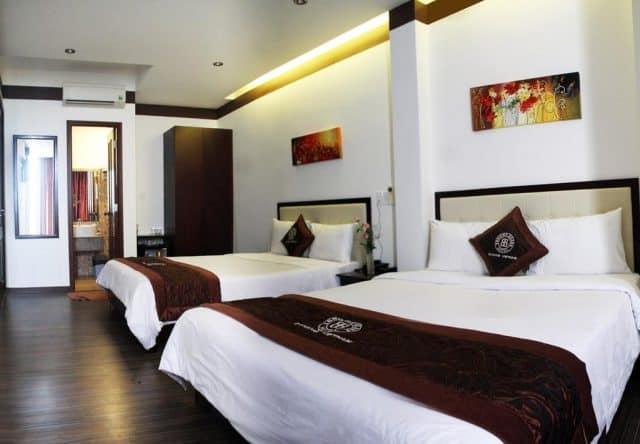 Khách sạn Brown Bean 2 nổi tiếng ở Đà Nẵng (Ảnh ST)