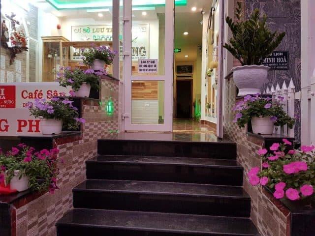 Hoang Phong Hotel (Ảnh ST)