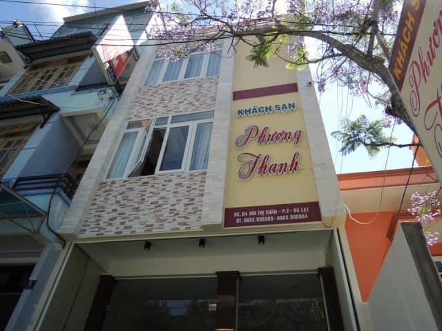 Khách sạn Phương Thanh ở Đà Lạt (Ảnh ST)