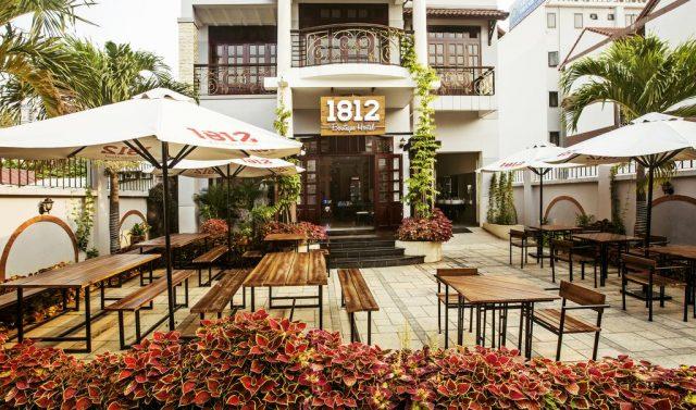 1812 Boutique Hostel độc đáo tại Đà Nẵng (Ảnh ST)