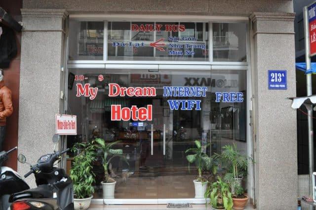 My Dream Hotel (Ảnh ST)