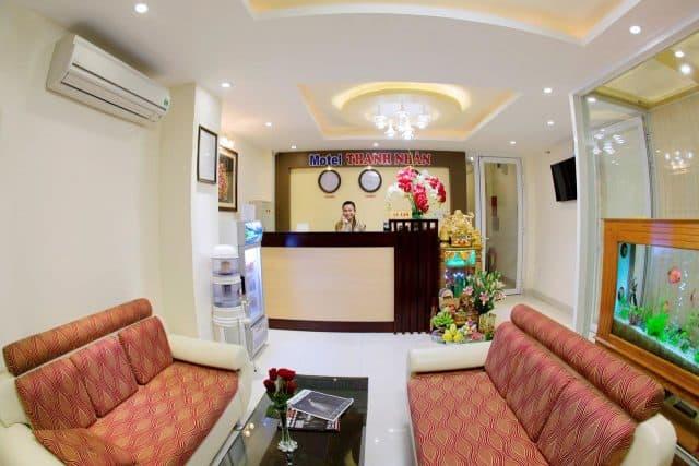 Motel Thanh Nhàn với không gian ấm cúng (Ảnh ST)