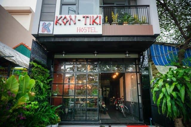 Kon - Tiki DaNang Hostel (Ảnh ST)