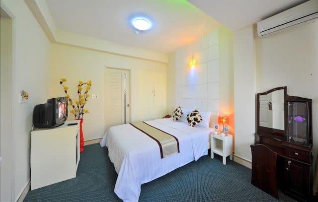 Không gian khách sạn 3 sao tốt ở Huế (Ảnh: ST)