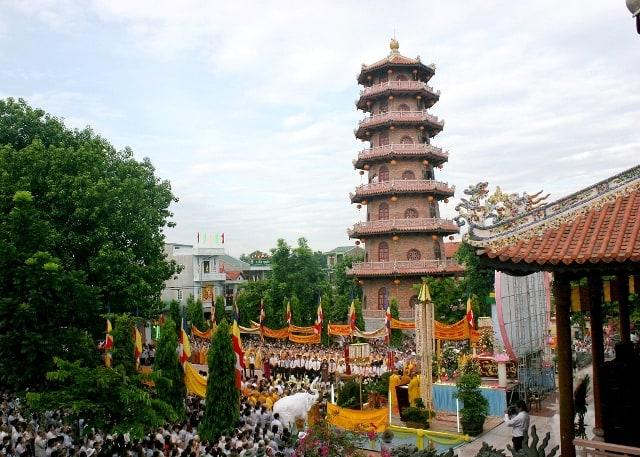 Tháp Ấn Tôn (Ảnh: ST)