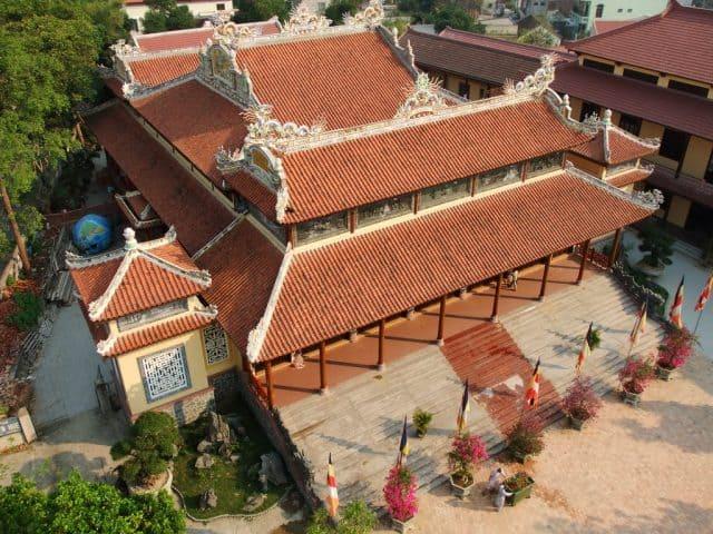 Trung tâm Phật giáo Việt Nam (Ảnh: ST)