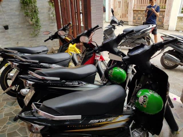 Giá thuê xe máy Đà Nẵng khá rẻ, chỉ từ 50 000đ (Ảnh ST)