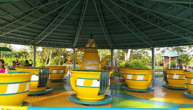 khu vui chơi Vinpearl Phú Quốc
