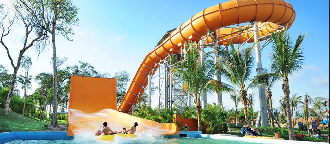 water park vinpearl Phú Quốc