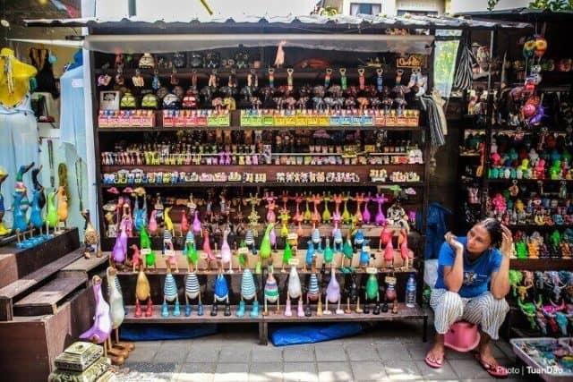 Du lịch Bali mua gì làm quà