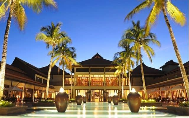 Tận hưởng không gian kiến trúc Việt Nam (Ảnh: ST)