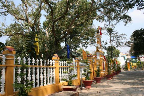 chùa Gíac Lâm