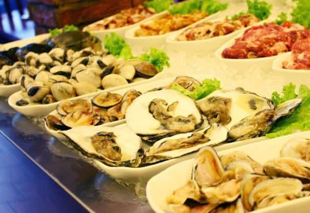 nhà hàng Vinpearl Phú Quốc