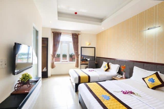 Hilary Hotel Đà Nẵng (Ảnh: ST)