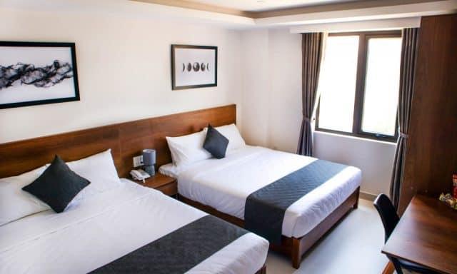 Hình ảnh phòng khách sạn Robin Đà Nẵng