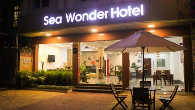 Sea Wonder Hotel Đà Nẵng (Ảnh: ST)