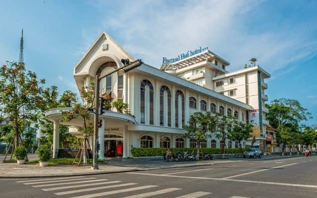 Nét kiến trúc độc đáo ngay tại trung tâm thành phố Huế (Ảnh: ST)