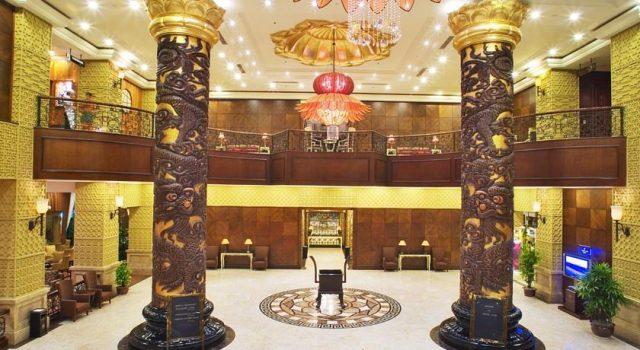 Khách sạn tốt ở Huế có kiến trúc độc đáo (Ảnh: ST)
