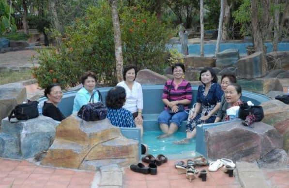 Khu du lịch Bình Châu