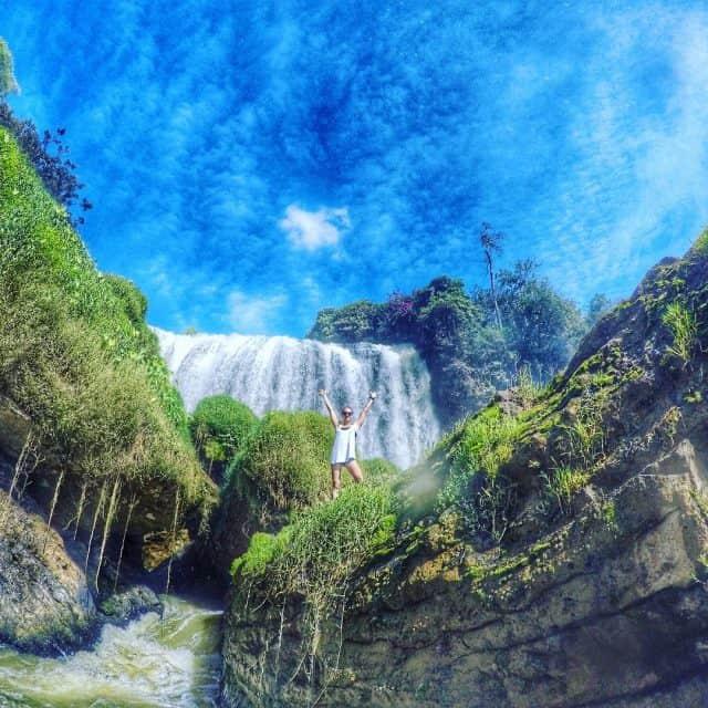 Khám phá vẻ đẹp của ngọn thác hùng vĩ (Ảnh ST)