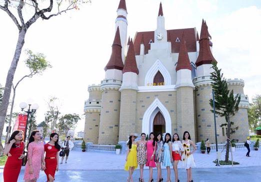 khu du lịch Vinpearl Phú Quốc