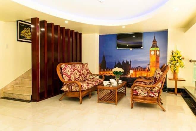 Ha Tien Happy Hotel