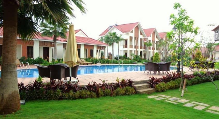 Bạch Dương Resort