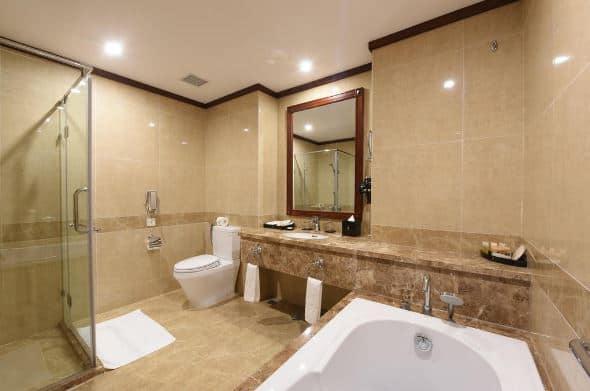 phòng tắm Vinpearl Phú Quốc