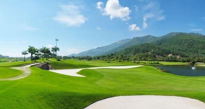 sân golf 27 lỗ chuẩn quốc tế Vinpearl Phú Quốc