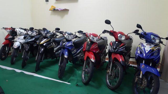 Rất nhiều địa điểm ở Đà Nẵng cung cấp dịch vụ cho thuê xe máy (Ảnh ST)