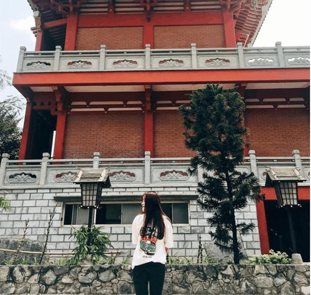 kiến trúc đậm dấu ấn Nhật Bản