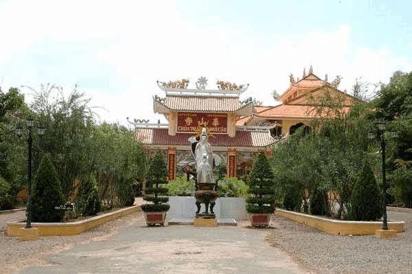 chùa thái sơn