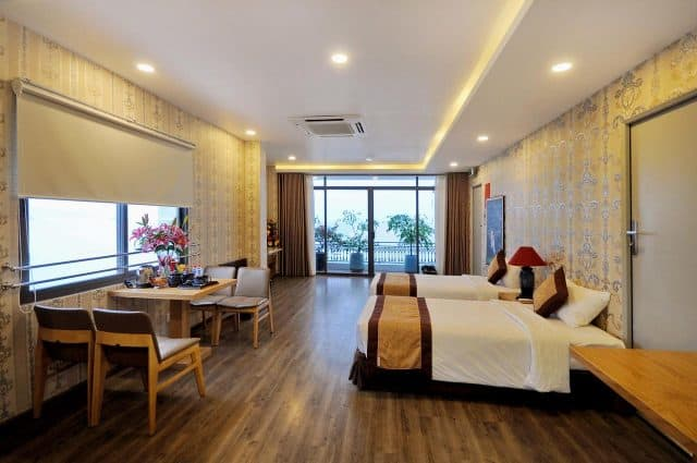 Boss Hotel - khách sạn Nha Trang (Ảnh ST)