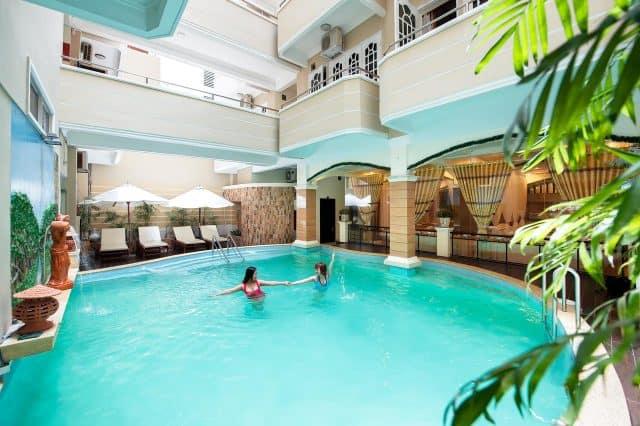 Palm Beach Hotel Nha Trang (Ảnh ST)