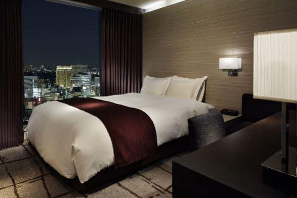 khách sạn Mitsui Garden Hotel Ginza Premier Nhật Bản