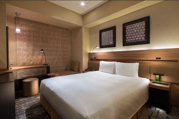 khách sạn The Royal Park Hotel Tokyo Shiodome Nhật Bản