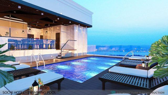 Khách sạn Sochi sang trọng tại Nha Trang (Ảnh ST)