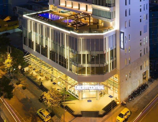 Khách sạn Liberty Central Nha Trang (Ảnh ST)