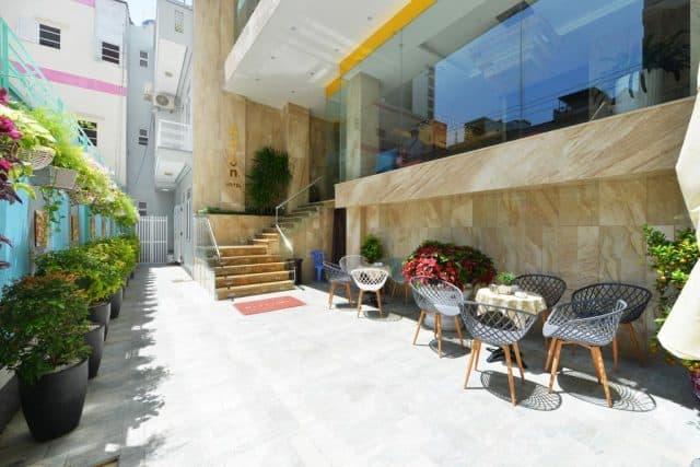 Khách sạn Aaron Nha Trang (Ảnh ST)