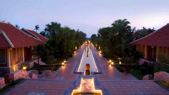 Khu resort sang trọng dịp cuối tuần