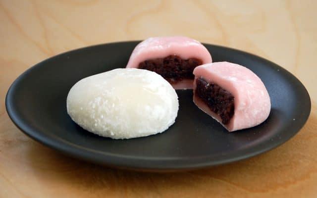 Daifuku món ăn có nguồn gốc từ Nhật Bản (Ảnh ST)