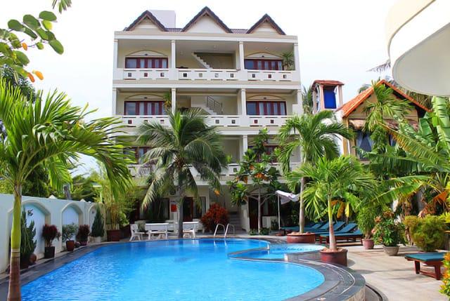 Khu nghỉ dưỡng gần Hà Nội giá rẻ thú vị, hấp dẫn (Ảnh: ST)