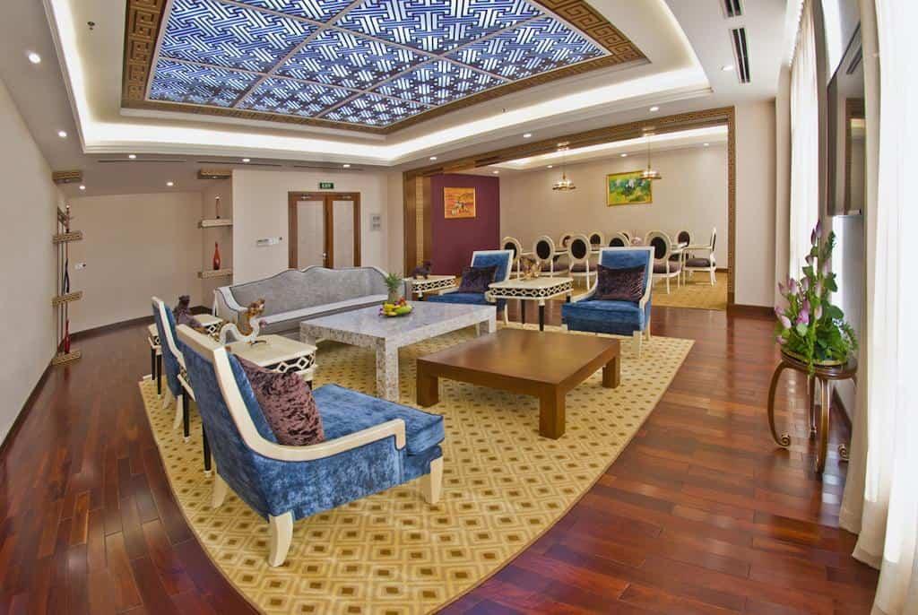 Có ai mà không muốn check in ở một khách sạn cao cấp như này chứ?