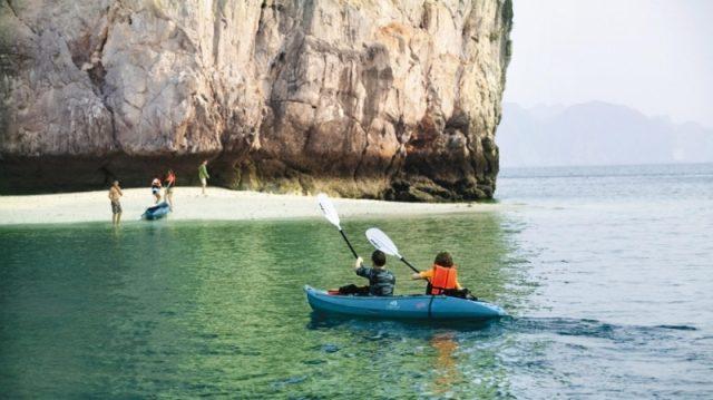 Lan Ha Bay Tourism