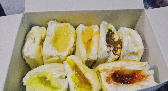 Bánh mì mềm Yaowarat (Ảnh: ST)