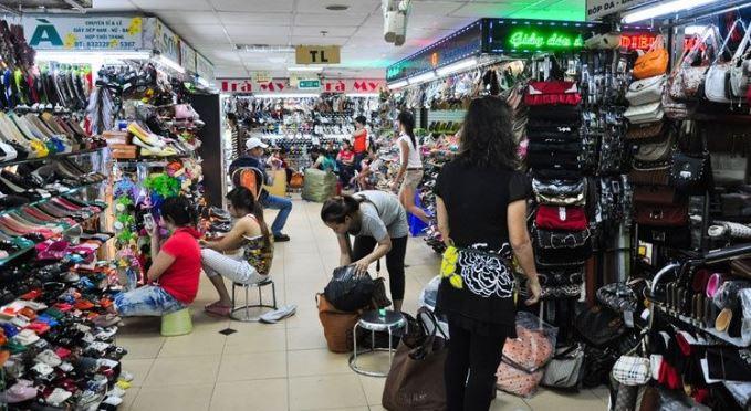nhập sỉ chợ An Đông