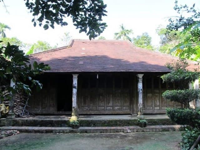 Những căn nhà được thiết kế theo dạng 3 gian 2 chái (Ảnh ST)