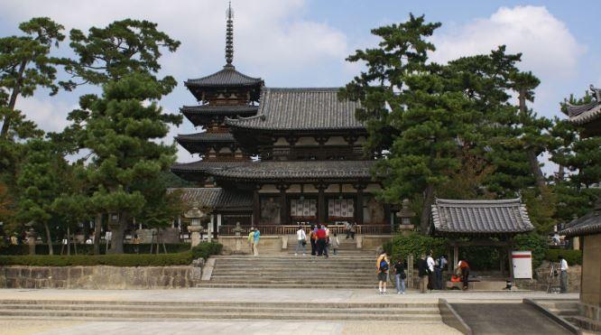 chùa Horyuji