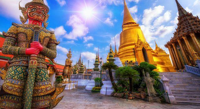 Chùa Phật Ngọc (Ảnh ST)